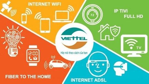 Lắp mạng Viettel tại Kinh Môn