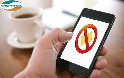 Dịch vụ chặn tin nhắn của Viettel